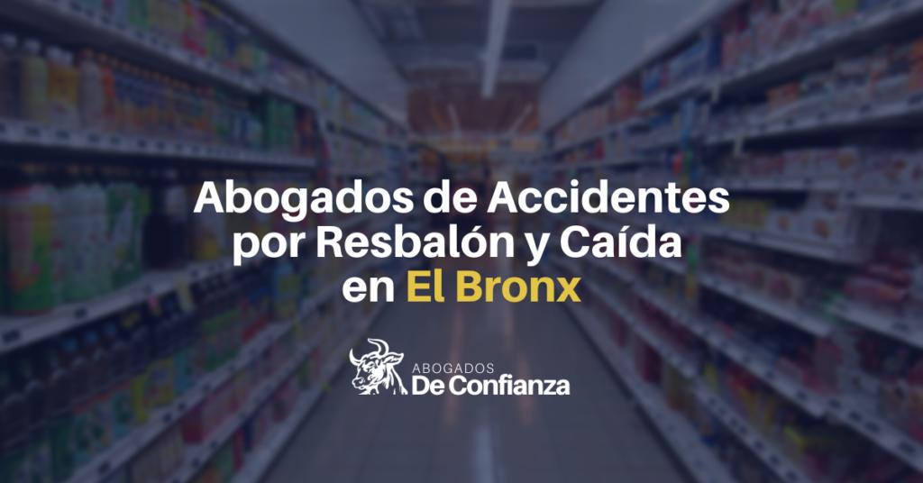 Abogados de Accidentes por Resbalón y Caída en El Bronx