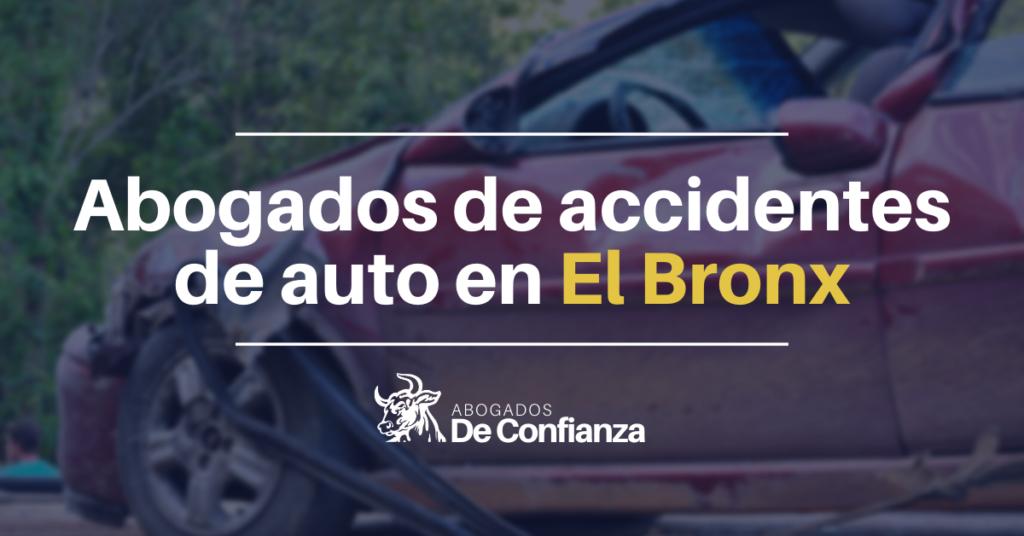 Abogados de accidentes de auto en el bronx nueva york