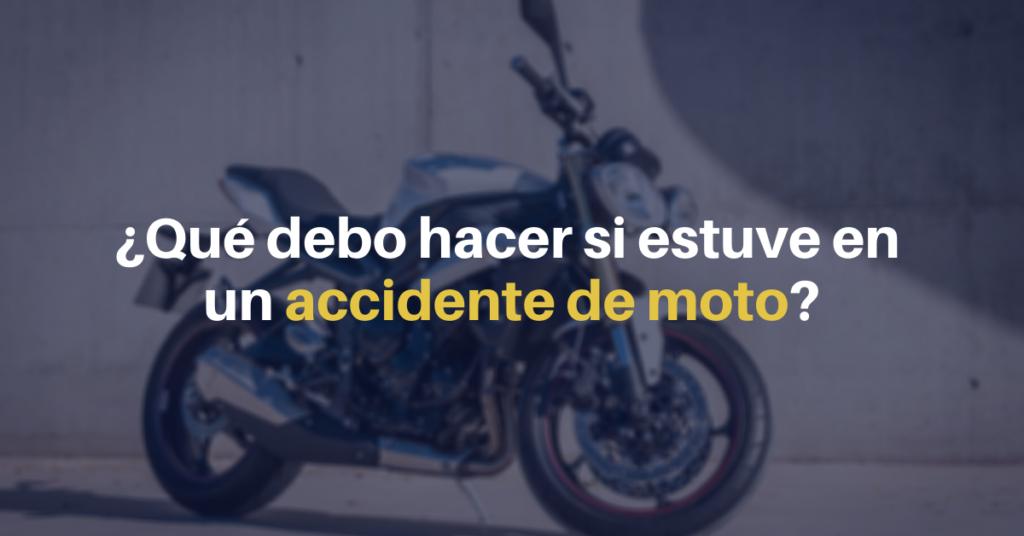 accidente de moto en Nueva York
