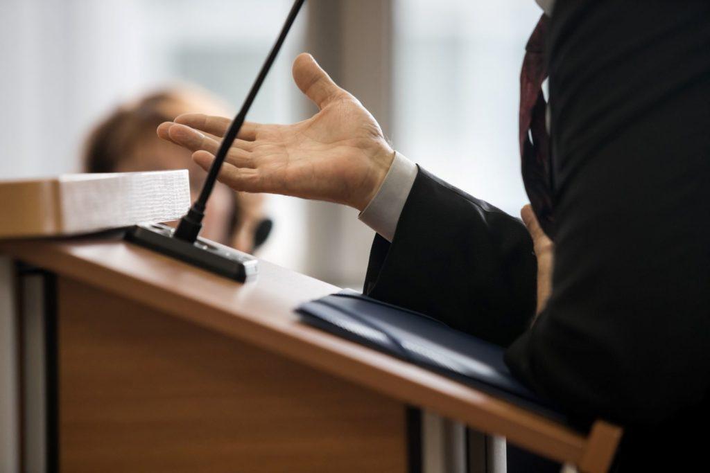 5 tips para dar un buen testimonio en tu proceso legal