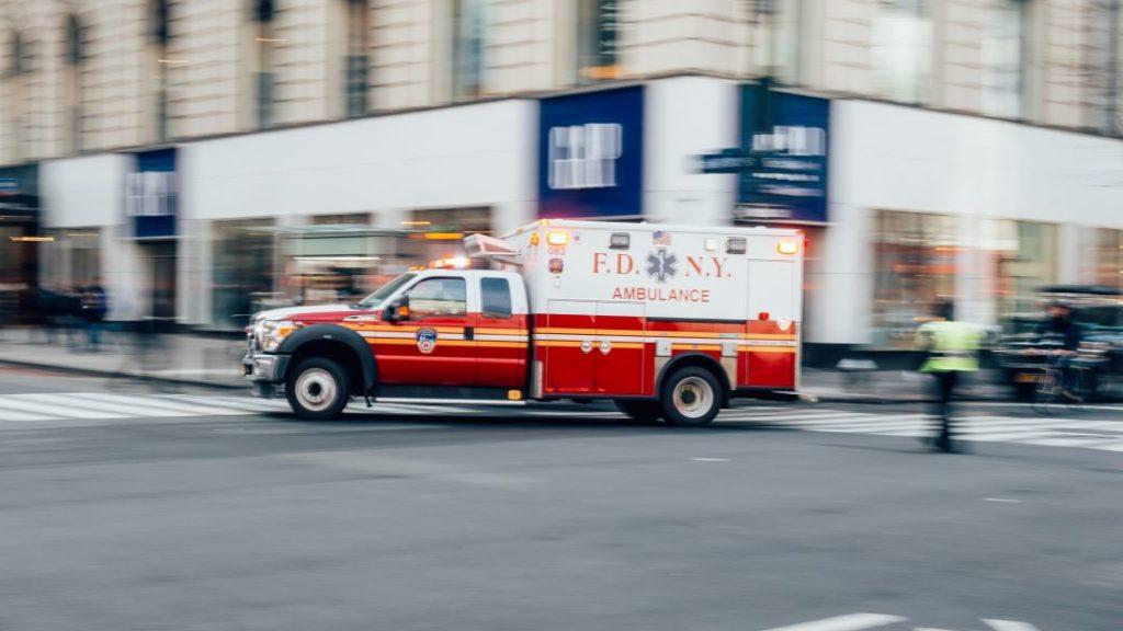 ¿Cómo se manejan los accidentes en NY durante la pandemia?