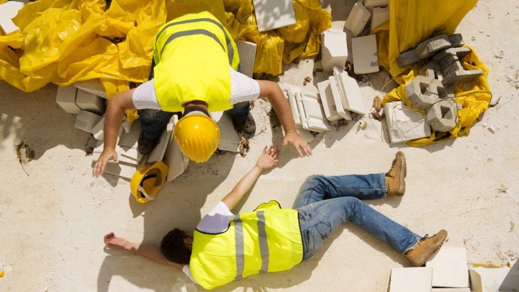 La evidencia que te hará ganar más dinero después de un accidente de construcción