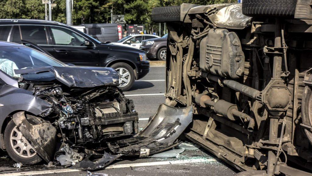 ¿Cuánto vale mi accidente de auto?