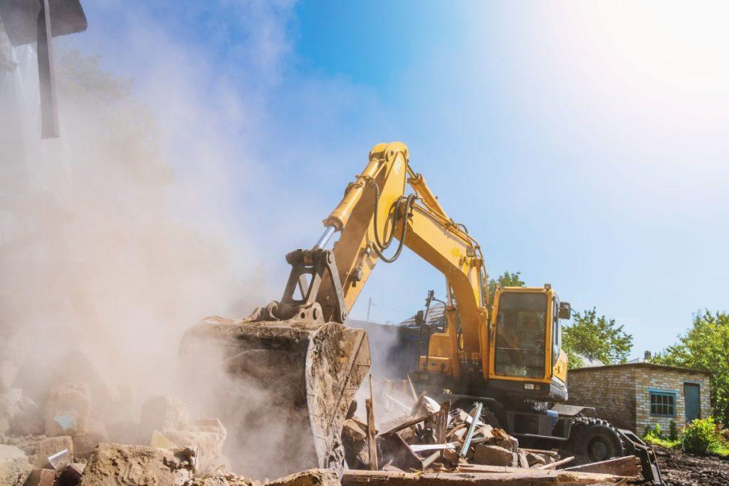 ¿Cuánto vale mi caso de accidente de demolición?